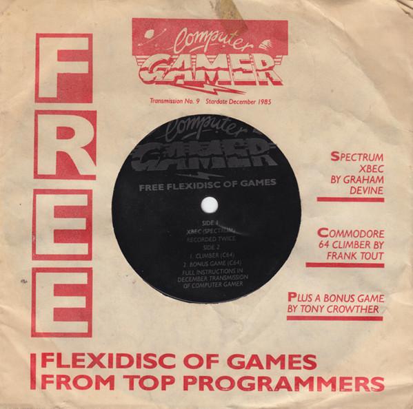 Computerprogramme auf Vinyl - Eine Computer Gamer Flexi