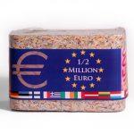 Halbe Millionen Euro