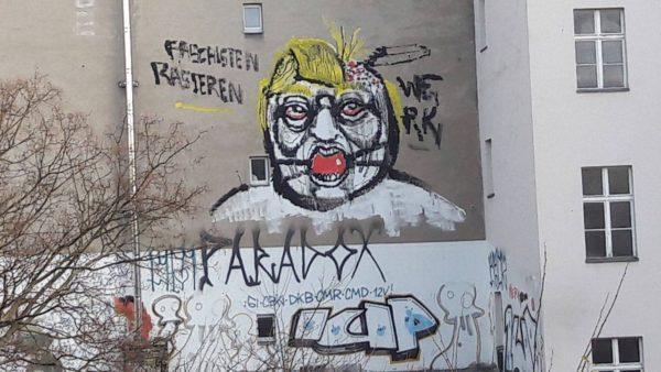 Faschisten Rasieren