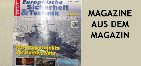 Magazine aus dem Magazin