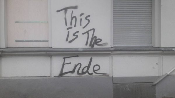 This is the Ende