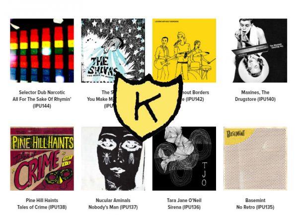IPU K Records