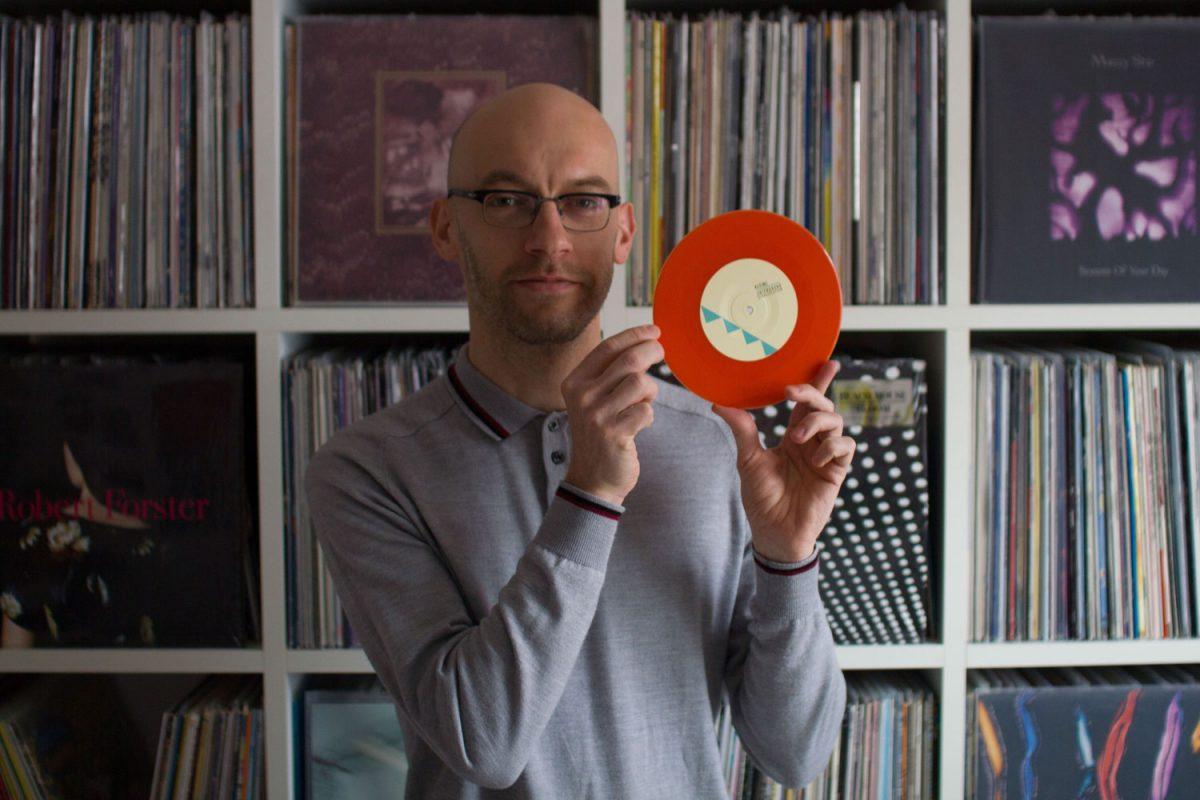 Kleine Untergrund Schallplatten - Labelchef Ronny