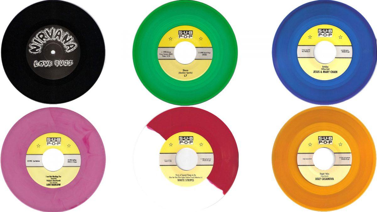 Sub Pop Singles Club