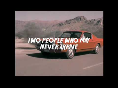 Two People who may never arrive