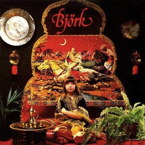 Björks Debüt-Album