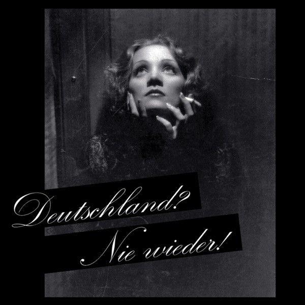 """Marlene Dietrich wusste schon: """"Deutschland? Nie wieder!"""""""