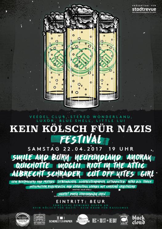 Kein Kölsch für Nazis Festival