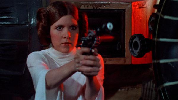 Leia - Nur eine von vielen kämpfenden Prinzessinnen