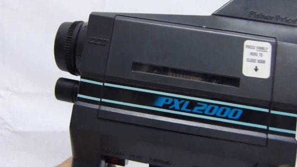 PXL-2000 von Fisher Price