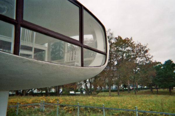 Ein Schalenbau von Ulrich Müther