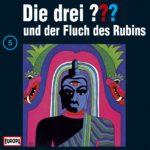 Der Fluch des Rubins - Das erste Cover von Aiga Rasch