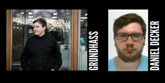Grundhass + Daniel Decker in der Weissen Rose