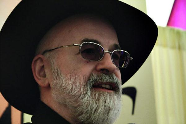 Unter der Dampfwalze. Die unvollendeten Geschichten von Terry Pratchett!