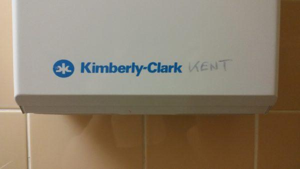 Kimberly-Clark Kent