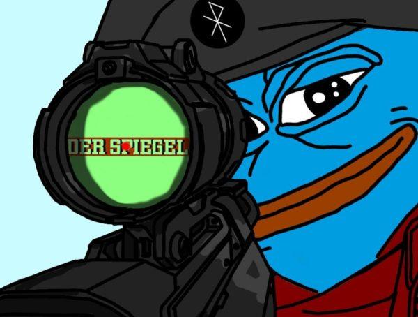 Digitaler Wahlkampf 2017: Pepe ist mit dabei