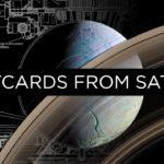 Postkarten vom Saturn