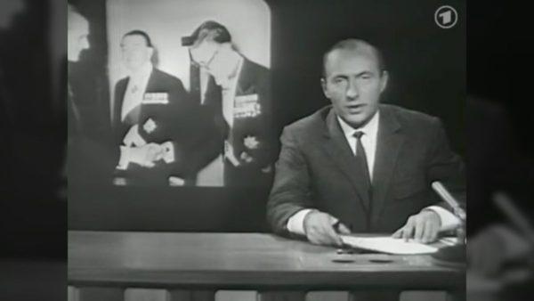 Die Tagesschau vom 16.11.1960