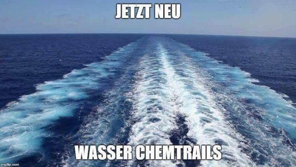 Wasser-Chemtrails