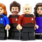 Star Trek Minifigs TNG
