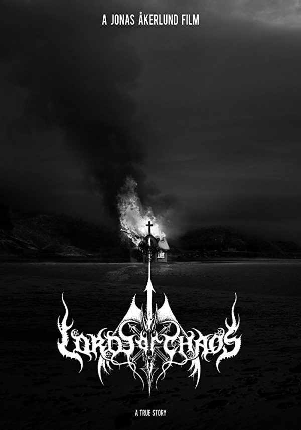 Lords Of Chaos - Filmplakat
