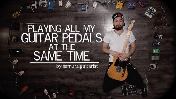 Gitarreneffekte
