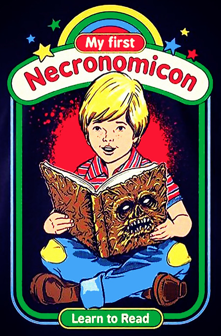 My first Necronomicon