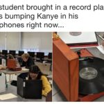 """Physikprüfung """"The College Dropout"""""""