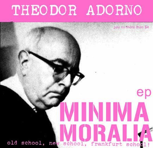 Adorno Punkrock EP