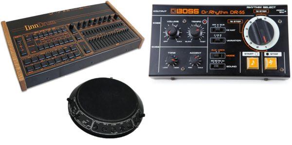 80ies Drumsounds