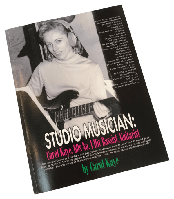 Carol Kaye Biographie
