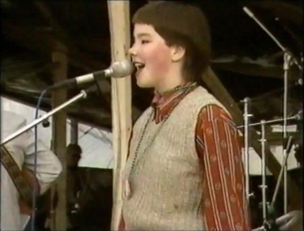 Björk - Tappi Tíkarras