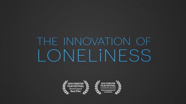 Die Erfindung der Einsamkeit