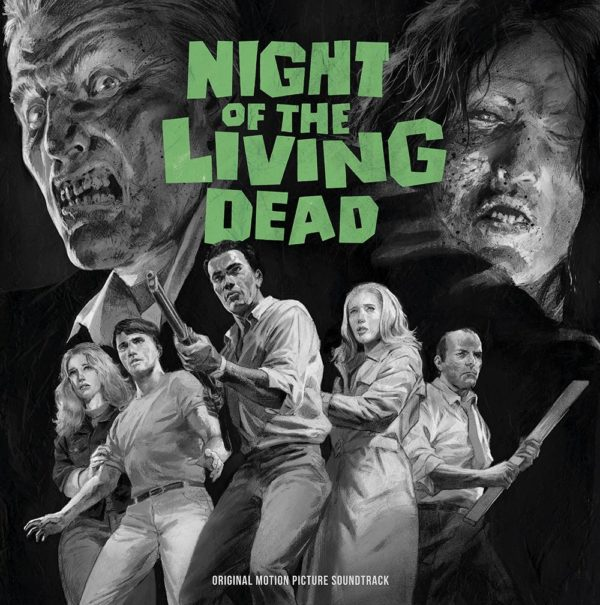 Der Soundtrack von Night Of The Living Dead