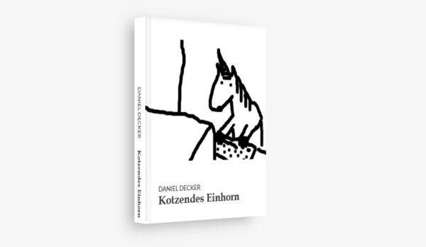 Kotzendes Einhorn - Buch