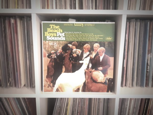 Pet Sounds von den Beach Boys