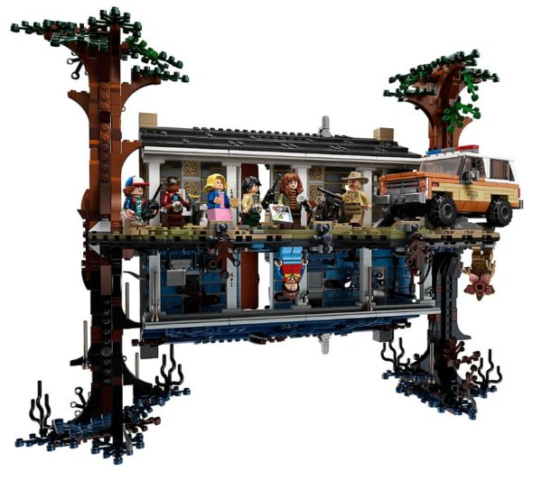 LEGO Stranger Things - Die andere Seite
