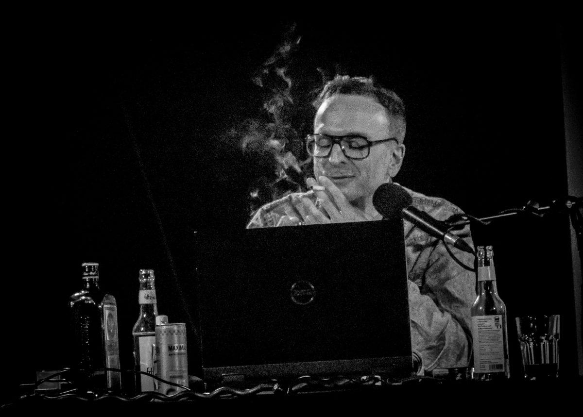 Linus Volkmann / Foto von Julian Gerhard