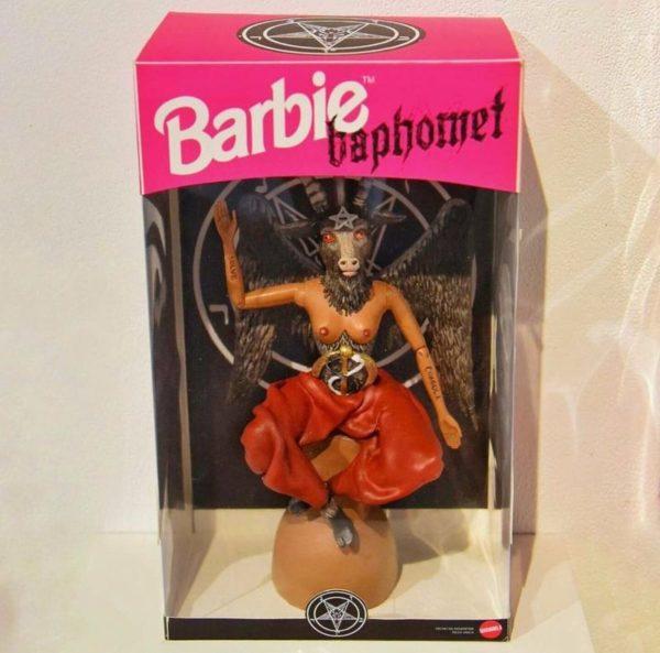 Barbie Baphomet