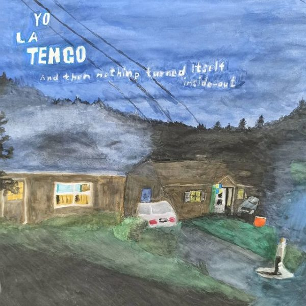 """Watercoloring the classics: """"And then nothing turned itself inside-out"""" von Yo La Tengo"""